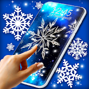Download Snow Live Wallpaper ❄️ Winter 4K Wallpapers 6.7.11 Apk for android