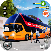 Download Tourist Coach Bus Highway Driving 1.1.3 Apk for android