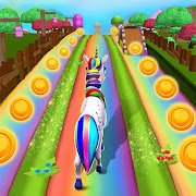 Download Unicorn Run - Fast & Endless Runner Games 2021 4.4 and up Apk for android
