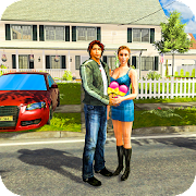 Download Virtual Girlfriend: Real Life love Story Sim 4 Apk for android