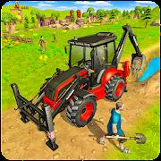 virtual village excavator construction simulator 4.4 and up apk