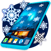 Download Winter Live Wallpaper ❄️ Frozen Snow Wallpapers 6.7.11 Apk for android