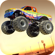 Download 3D Monster Truck Stunts 1.5 Apk for android