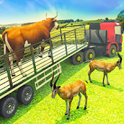 Download Animal Transporter Offroad Drive 1.3 Apk for android