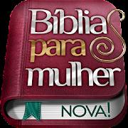Bíblia Para Mulher - Feminina com Áudio MP3 8.0 Apk for android