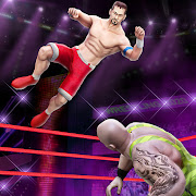 Cage Wrestling Games: Ring Fighting Champions 1.1.7 Apk for android