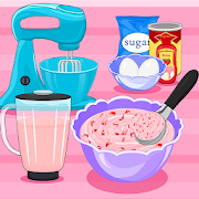 Download Cooking and Baking : Strawberry Ice Cream Sandwich 4.0 and up Apk for android