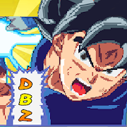 Download Dragon Ball : Z Super Goku Battle 1.0 Apk for android