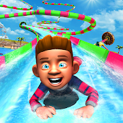 Download Kids Water Adventure 3D Park 1.3 Apk for android
