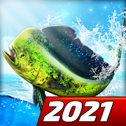 Let's Fish: Sport Fishing Games. Fishing Simulator 5.16.1 Apk for android