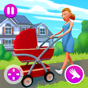 Download Mother Simulator: Happy Virtual Family Life 1.6.5.27 Apk for android