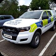 police cop spooky stunt parking: car drive parking 0.5 apk