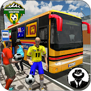 Download Soccer Player & Fan Bus Driver : Football Cup 2022 2.0.2 Apk for android