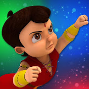 Download Super Bheem Galaxy Rush 1.8 Apk for android