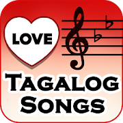 tagalog love songs: opm love songs: pinoy music 16.1 apk