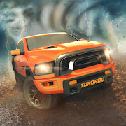 Tornado Hunter Jeep Driving Offroad 1.11 Apk for android