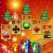 Download Xmas TriPeaks, card solitaire 5.10.35 Apk for android
